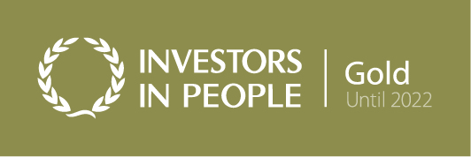Investors in People (gold)